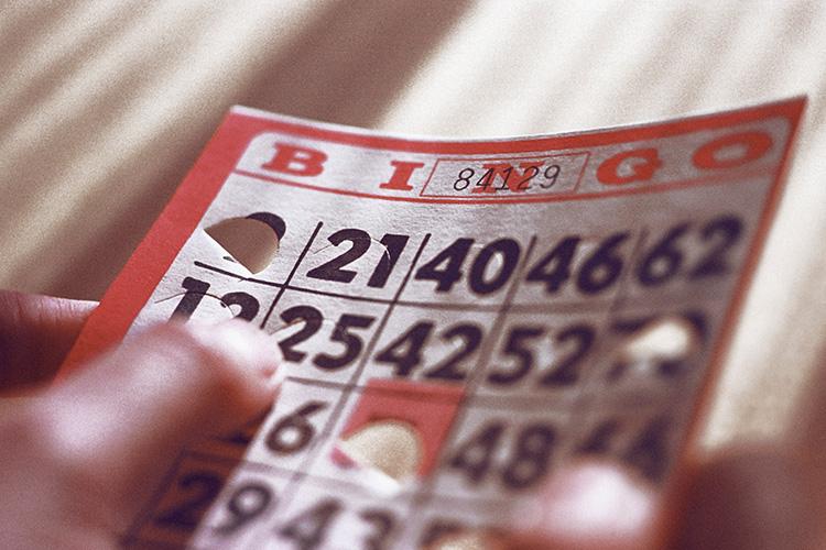 ビンゴゲームは1.5次会の演出の定番