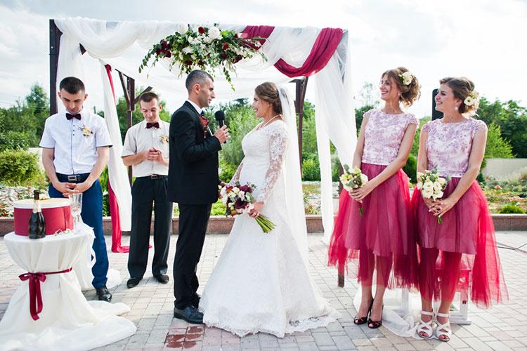 結婚式の誓いの言葉