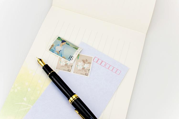 お礼状は便箋と封筒が基本