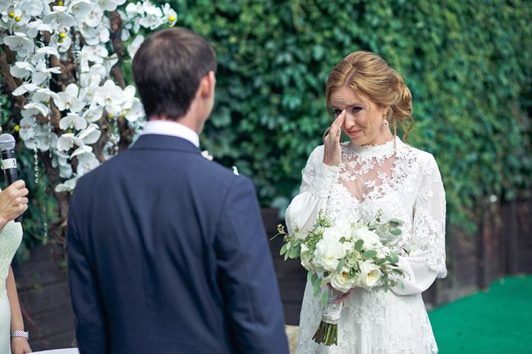 結婚式でプロポーズ