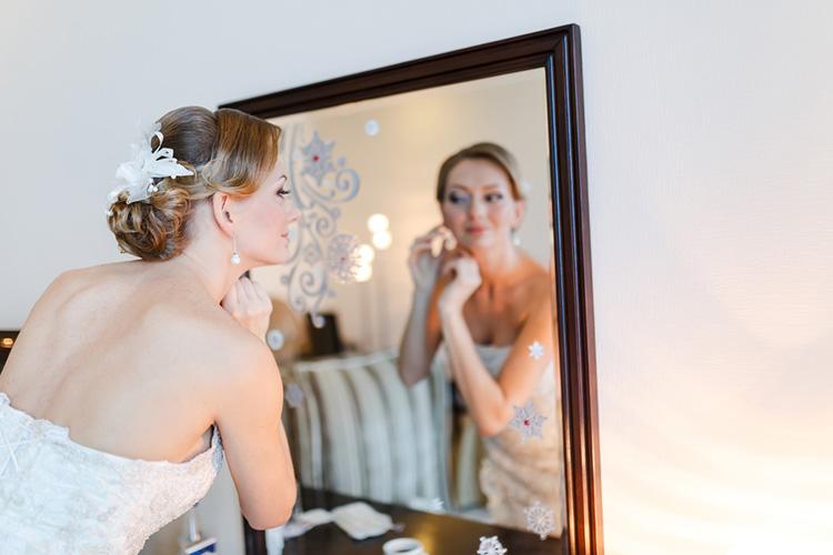 花嫁のお仕度部屋