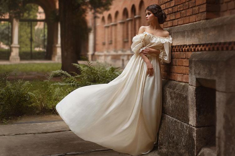 ビンテージドレス