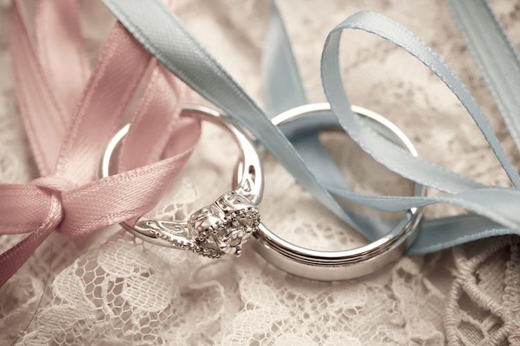 結婚指輪に「シルバー」はアリ!オススメの理由とお手入れ方法