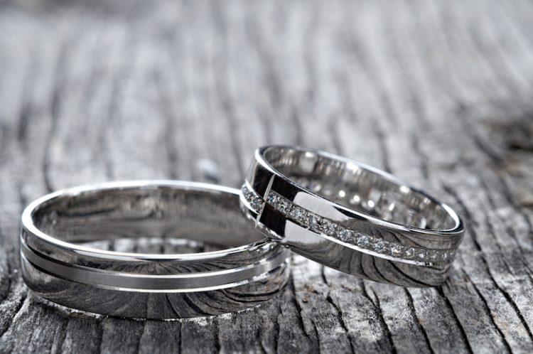 結婚指輪の素材にプラチナが選ばれる3つの理由