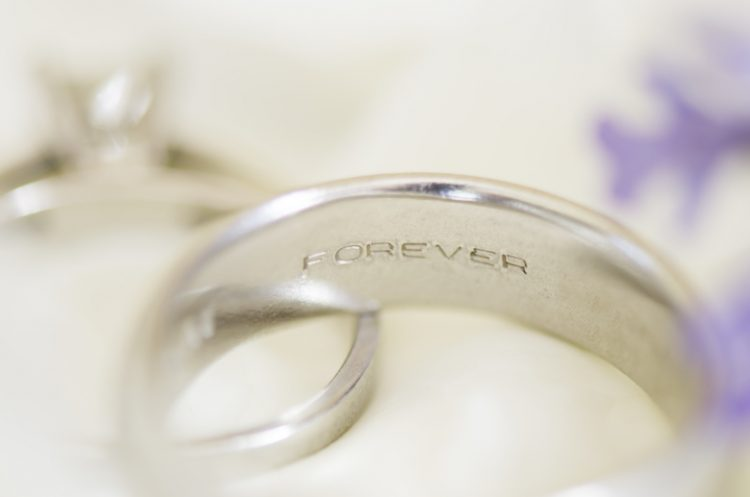 Forever Wedding Ring