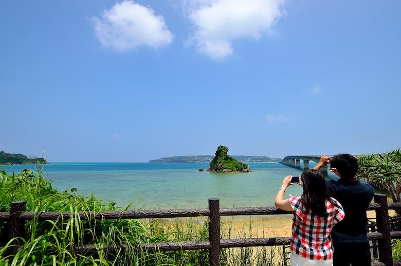 沖縄ハネムーン