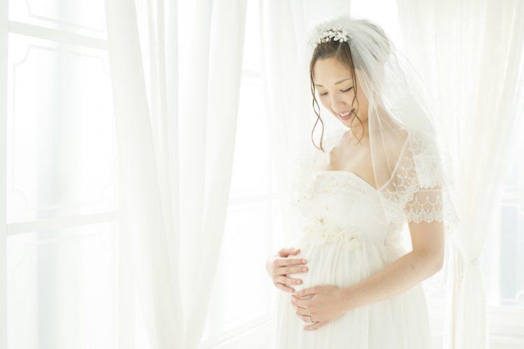 授かり婚ならでは。挙式から出産までのスケジュールを解説