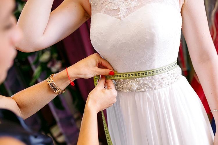 結婚式までに痩せたい!ブライダルエステの痩身コースをオススメ!