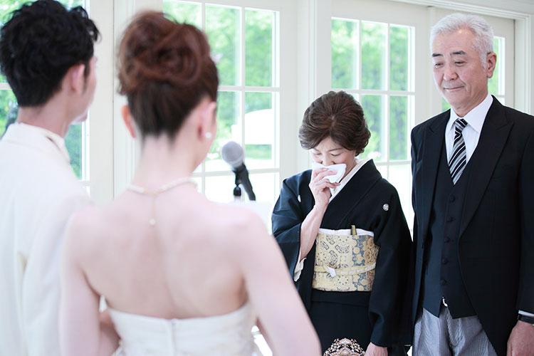 感動する花嫁の手紙の書き方