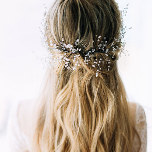 ボンネのヘッドドレス