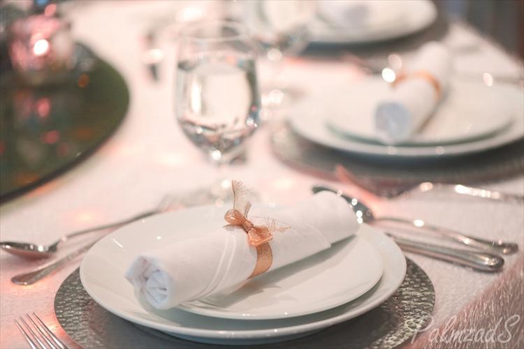 結婚式 料理 メニュー選び方 テーブル