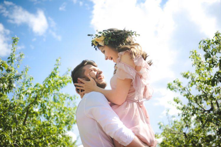 3月 結婚式 春