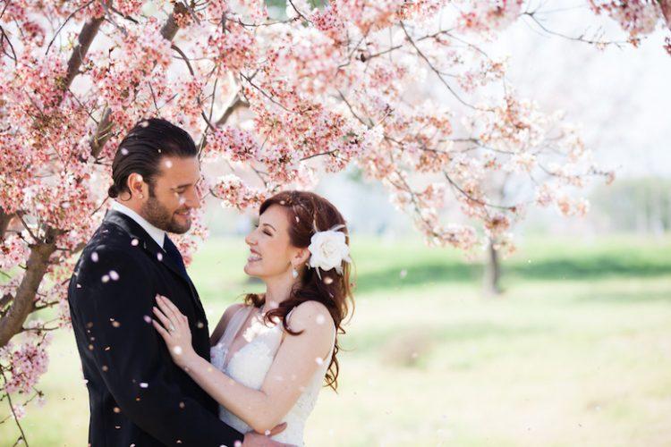 4月 結婚式