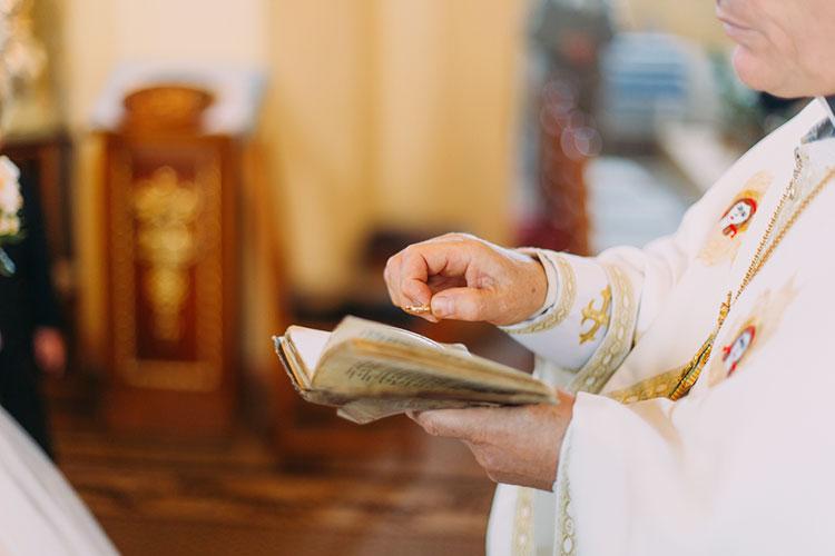 教会式でもリングリレーできる?