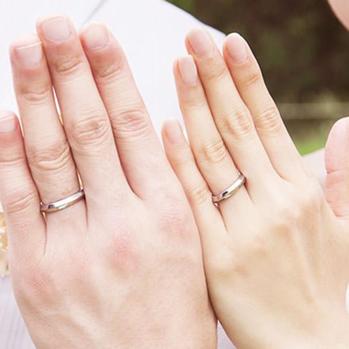 結婚指輪の太さ