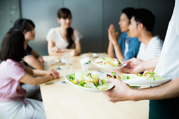 顔合わせ食事会の流れ
