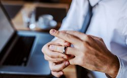 男性用結婚指輪の選び方