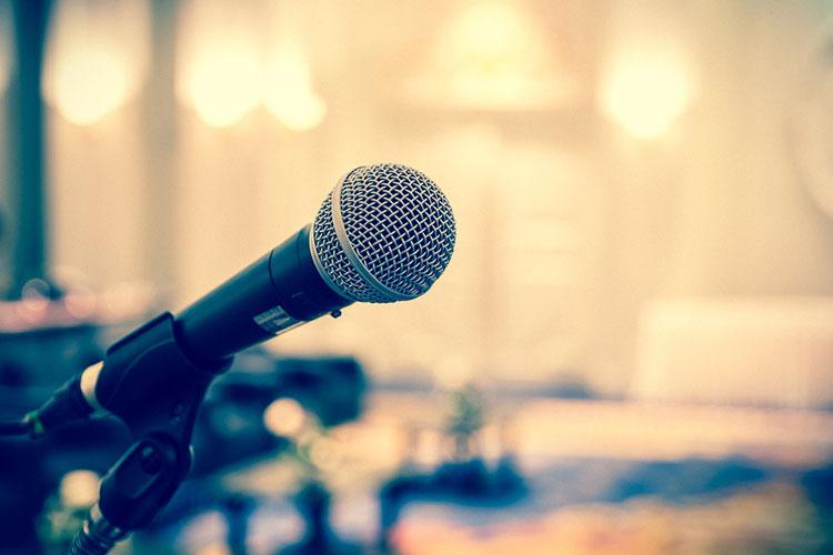 披露宴のスピーチ