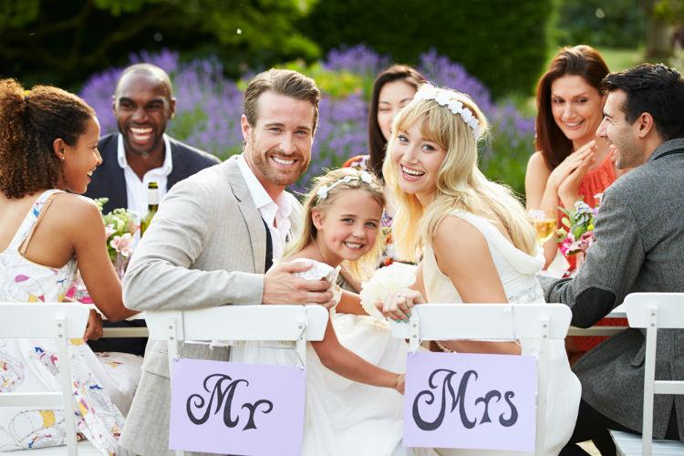 パパママ婚は『式場選び』が大切。子供の年齢別!会場チェックポイント