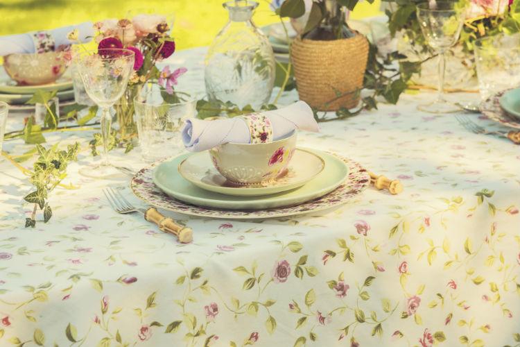 結婚式の食事マナー