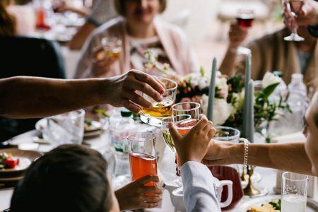 結婚式の飲み物
