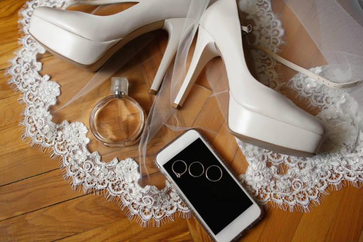 【マナー】結婚式前日は挨拶メールを送ろう!ゲストの相手別文例集