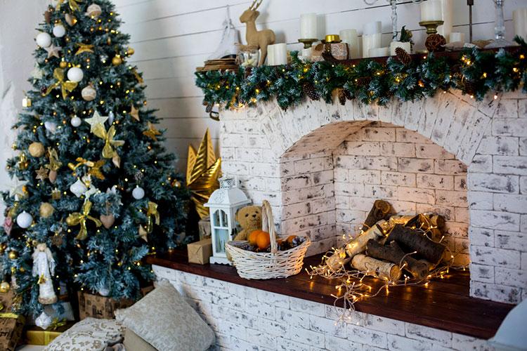結婚式のテーマは「クリスマス」!おしゃれな会場装飾アイディア10選