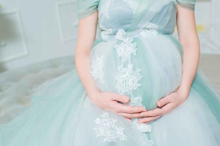 妊娠中の結婚式