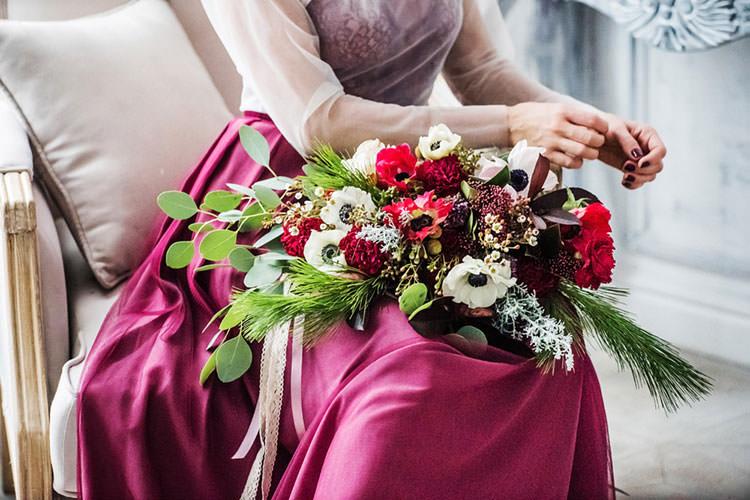 大人花嫁にオススメ!甘×辛ピンクのカラードレス特集