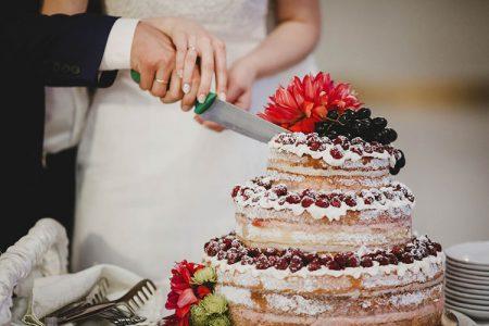 ウェディングケーキは「生ケーキ」がいい!費用&話題のデザイン