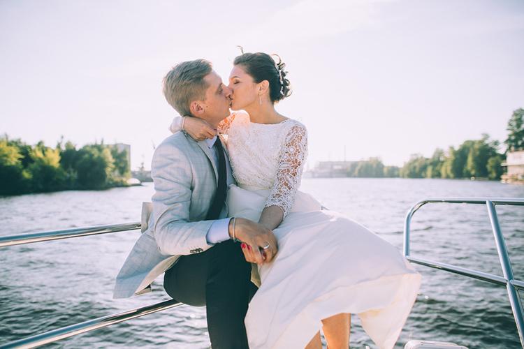 船上結婚式はセレブ感いっぱい!費用目安や注意点