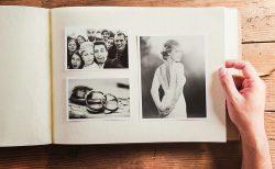 結婚式の手作りアルバム