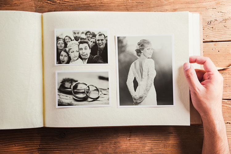 結婚式のアルバムを手作り!費用と作り方アイディアを紹介