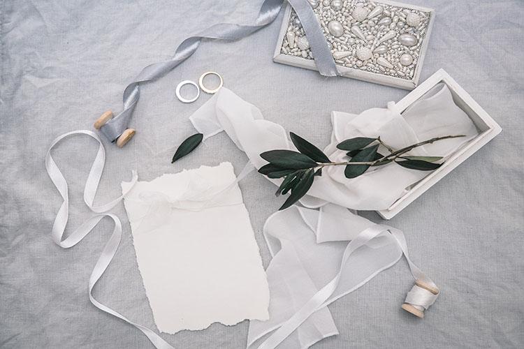 結婚式の小物