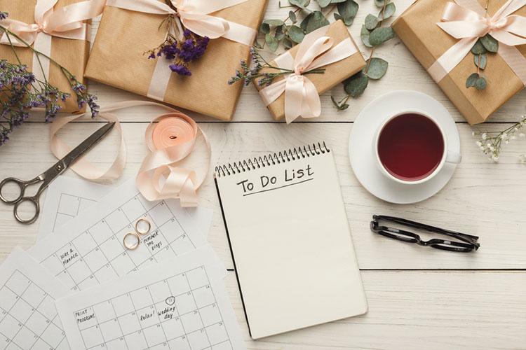 結婚式後にやることは?お礼のマナーや結婚後の燃え尽き症候群対策