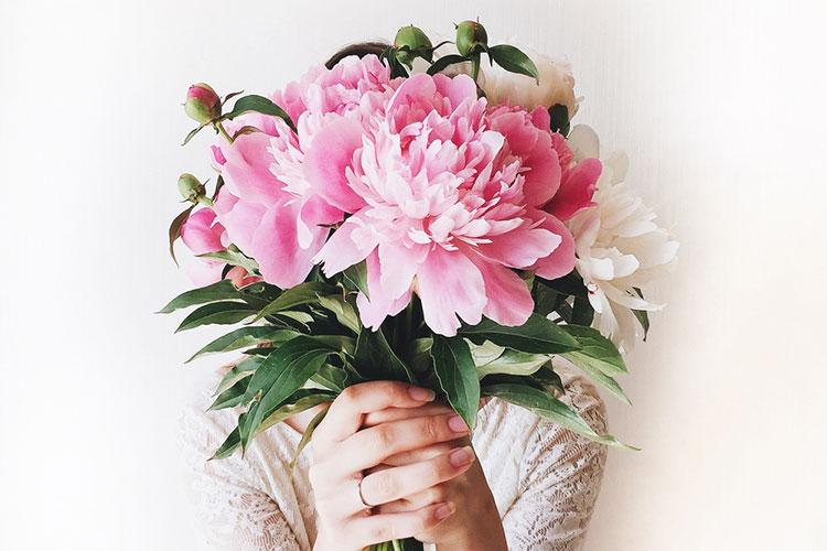 やっぱり可愛い◎定番ピンクのウェディングブーケ