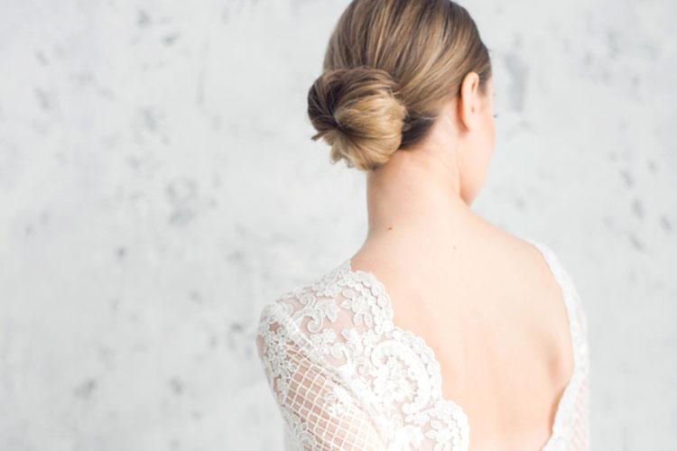 30代以上の花嫁におすすめ!大人っぽブライダルヘア