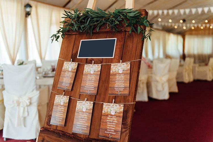 結婚式の席次表はなしでもOK?代わりのアイディアを紹介