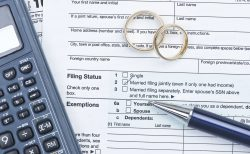 結婚と税金