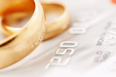 クレカと指輪