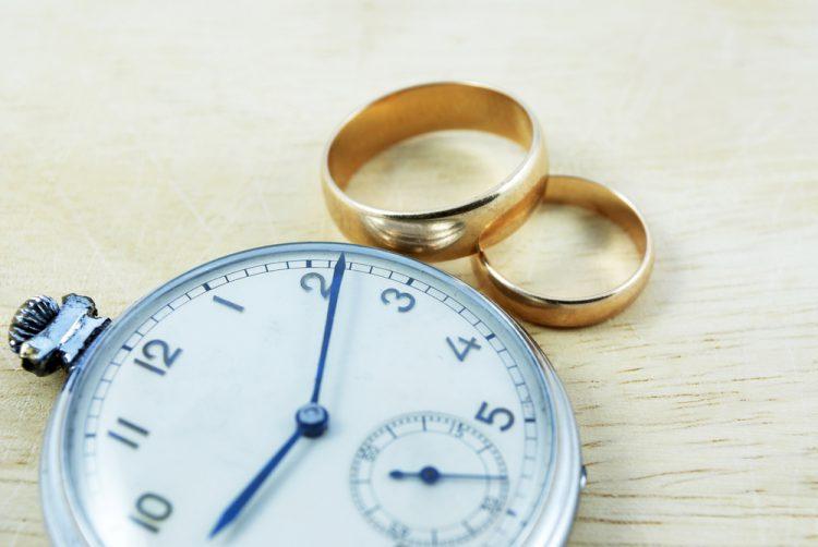 指輪と時計