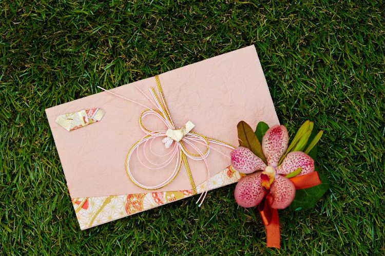 再婚の結婚式はご祝儀辞退が普通?辞退の良い方や、もらうときのマナー