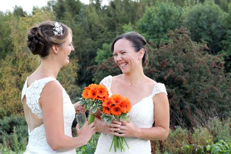 LGBT(同性)の結婚式