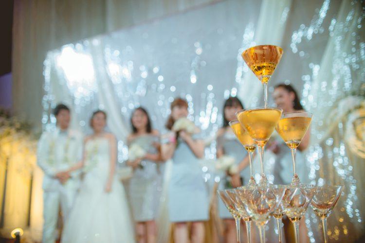 結婚式の余興が新郎のみ(新婦のみ)はOK?余興1組の披露宴の流れ