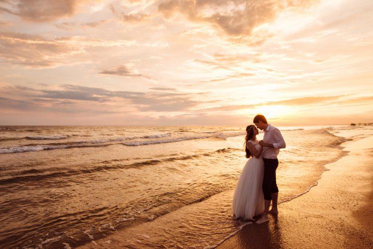 海辺のキス