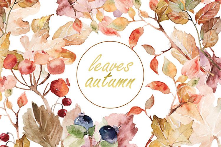 季節感たっぷり♪秋挙式の招待状デザイン集