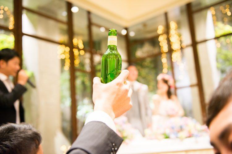 結婚式の二次会に呼ぶ人の基準は?ゲスト選びの方法