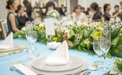 結婚式 披露宴会場