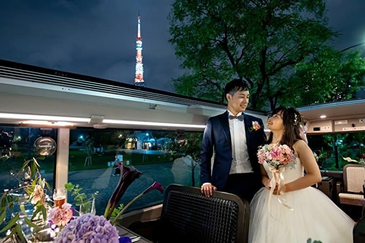 結婚式もGo To適用!?レストランバスを使ったウェディングパーティーとは