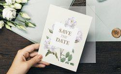 結婚式の新定番!save the date(セーブザデート)とは【文例・デザインまとめ】